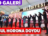 İstanbul Horona Doydu