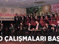 Akçaabat Belediyesi Korosu Çalışmalara Başladı