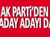 AK Parti'de Bir Aday Adayı Daha
