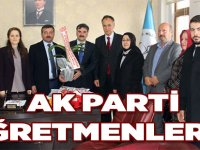 AK Parti Eğitimcilerle
