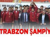 Lise Trabzon Şampiyonu