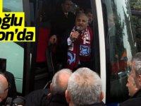 AK Parti Adayı Trabzon'a Geldi