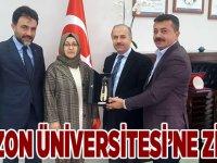 AK Parti'den Üniversite Ziyareti