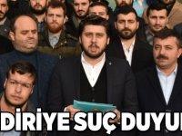 Trabzon'da KESK'e suç duyurusu
