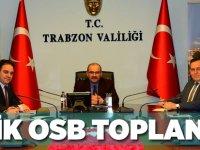 Şinik OSB Toplantısı