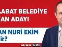 Osman Nuri Ekim Kimdir?