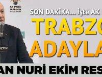 Erdoğan Adayları Tanıttı