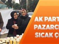 AK Parti'den Esnafa Çorba