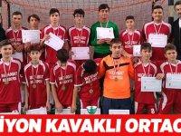 Şampiyon Kavaklı Ortaokulu