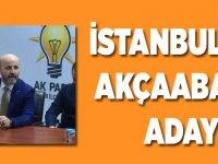 İstanbul'da Akçaabatlı Aday