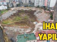 Millet Bahçesi İhalesi 28 Mart'ta