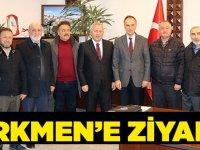 Türkmen'e Ziyaret