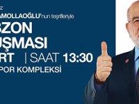 Karamollaoğlu Trabzon'a geliyor