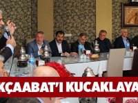 """Zorluoğlu """"Biz de Akçaabat'ı Kucaklayacağız"""""""
