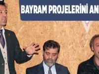 Saadet Adayları Projelerini Anlatıyor
