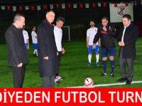 Belediyeden Futbol Turnuvası