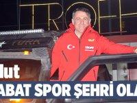 """Akbulut """"Akçaabat Spor Şehri Olacak"""""""