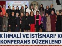 'Çocuk İhmali ve İstismarı' konulu konferans düzenlendi