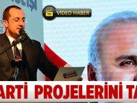 AK Parti Projelerini Açıkladı