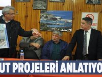 Akbulut Projelerini Açıklanıyor
