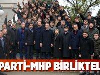 Osman Nuri Ekim: CUMHUR İTTİFAKI büyük bir aile…