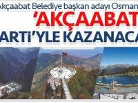 Osman Nuri Ekim: Oylarınızla Yönetimimizi Güçlendirin…