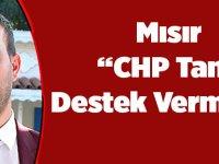 CHP Tam Destek Vermedi