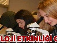 Akçaabat İMKB Anadolu Lisesi Biyoloji Günü Etkinliği