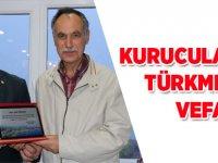 Türkmen'e Kuruculardan Vefa