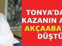 Tonya'daki Kazanın Acısı Akçaabat'a Düştü