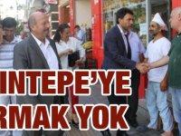 ALTINTEPE'YE DURMAK YOK
