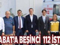 Akçaabat'ta 5. 112 İstasyonu Hizmete girdi.