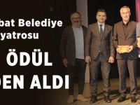 Akçaabat Belediye Tiyatrosu iki Ödül Aldı