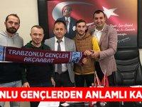 Trabzonlu Gençlerden Anlamlı Kampanya