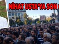 Nihat Usta'ya Son Görev