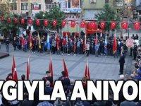 Atatürk'ü Anıyoruz