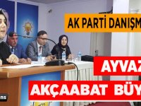 "Milletvekili Ayvazoğlu ""Akçaabat Büyüyor"""