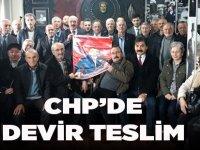 CHP Akçaabat'ta Devir Teslim Tören Yapıldı.