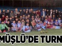 Gümüşlü'de Gençlik Futbol Turnuvası