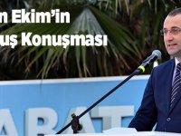 Başkan Osman Nuri Ekim'in Kurtuluş Konuşması