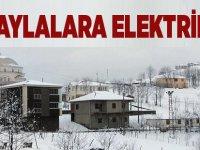 Yaylalara Elektrik Verilmesini Yasakladı