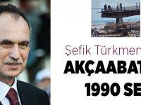 """Şefik Türkmen Yazdı """"Akçabat'ta 1990 Seli"""""""
