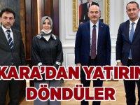 Akçaabat Ekibinden  Ankara Çıkarması