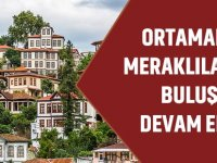 Ortamahalle Meraklıları İle Buluşmaya Devam Ediyor