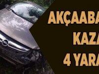 Akçaabat'ta Kaza