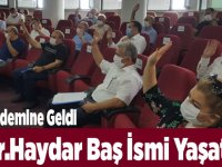 Prof. Dr. Haydar Baş İsmi Yaşatılacak