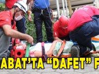 """Akçaabat'ta """"DAFET"""" Finali"""