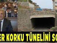 Güner Korku Tünelini Sordu