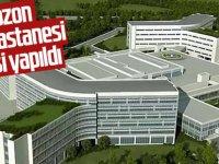 Şehir Hastanesi İhalesi Yapıldı