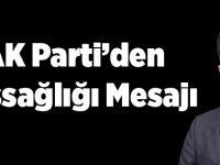 AK Parti'den Başsağlığı Mesajı